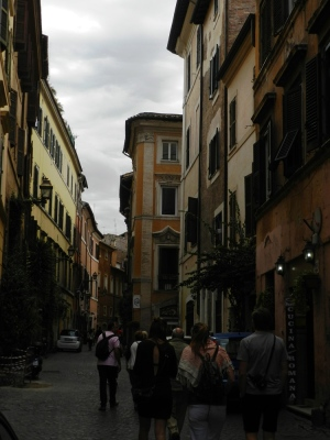 465-Rome on the food tour